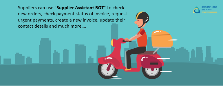 Supplier Portal Assistant Bot